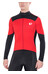 PEARL iZUMi P.R.O. Pursuit LS Wind Jersey Men True Red/Black